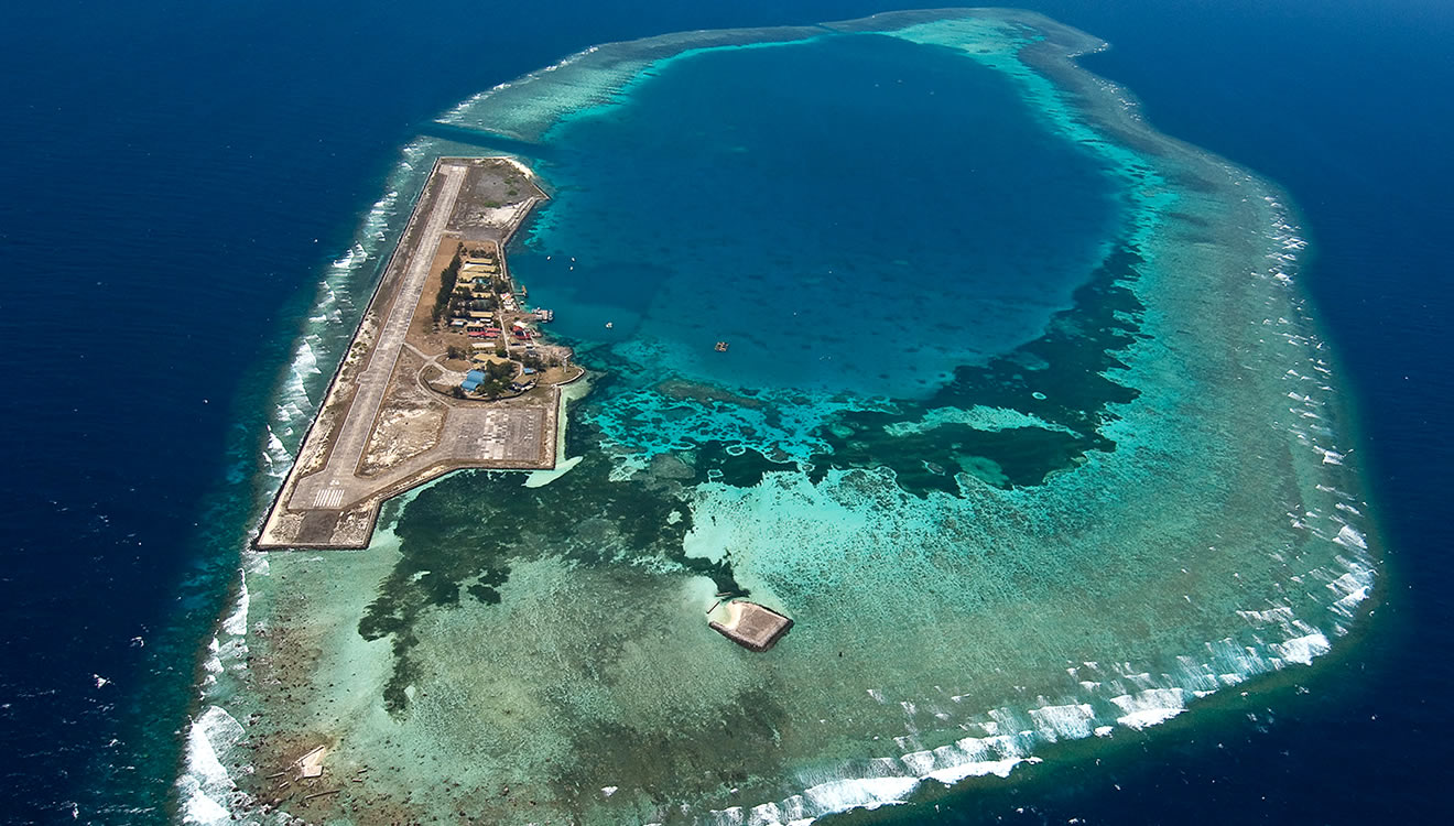 Layang Layang Island Malaysia Asia Private Islands