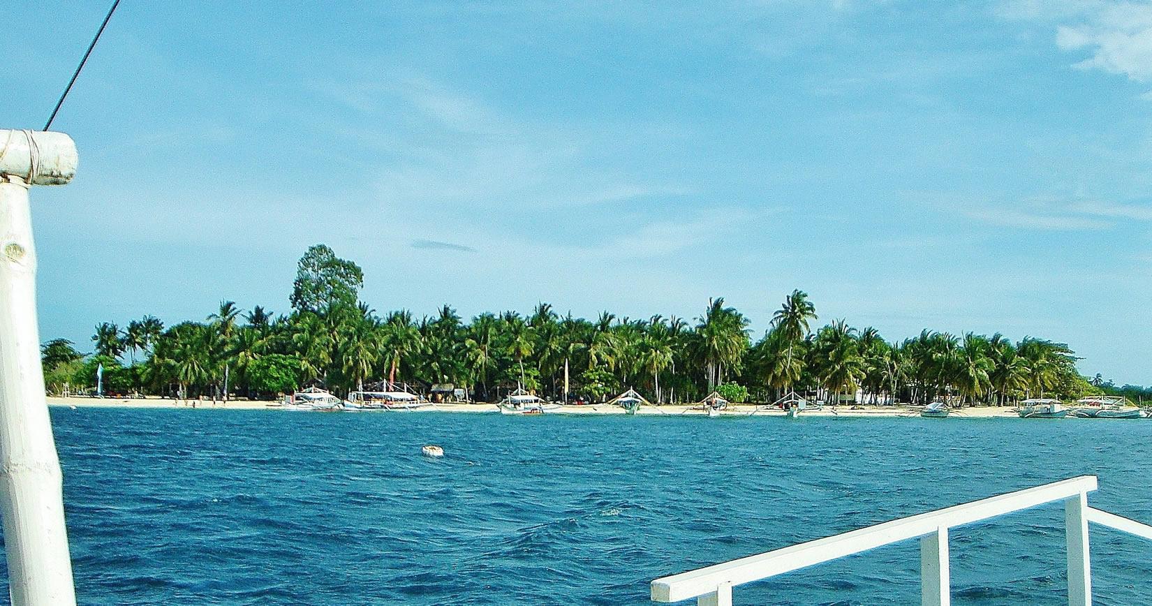 Pandan Island en Mindoro