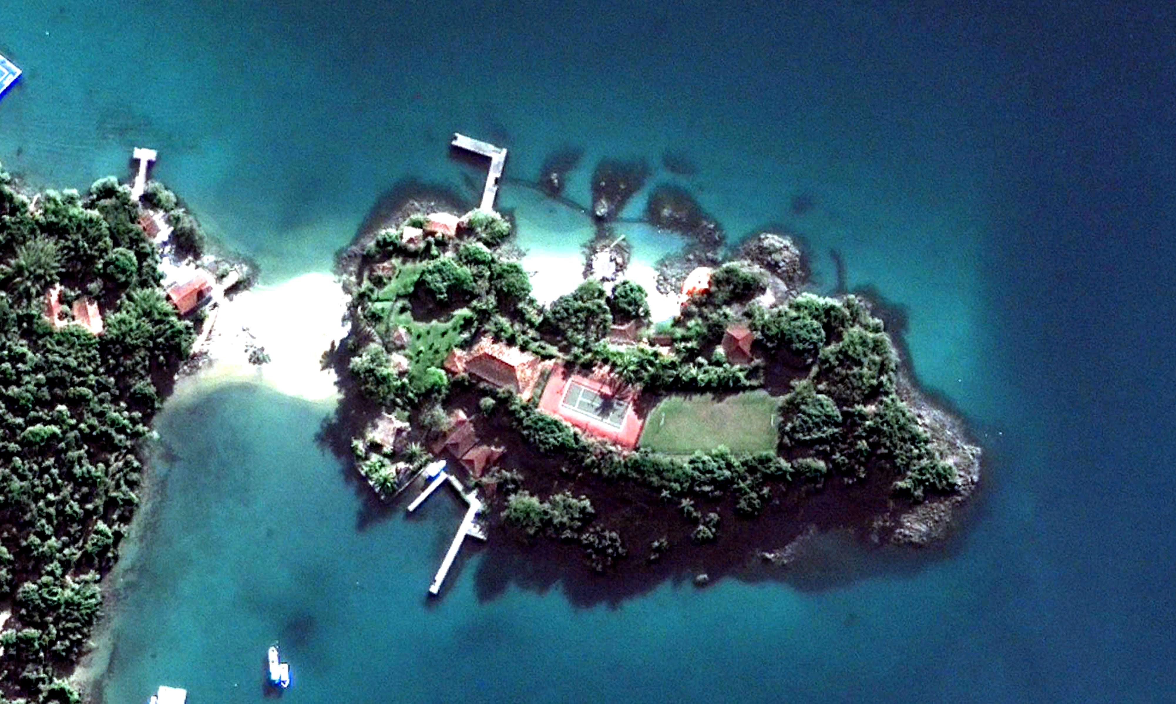 Piedade Island - Brazil, South America - Private Islands for Rent