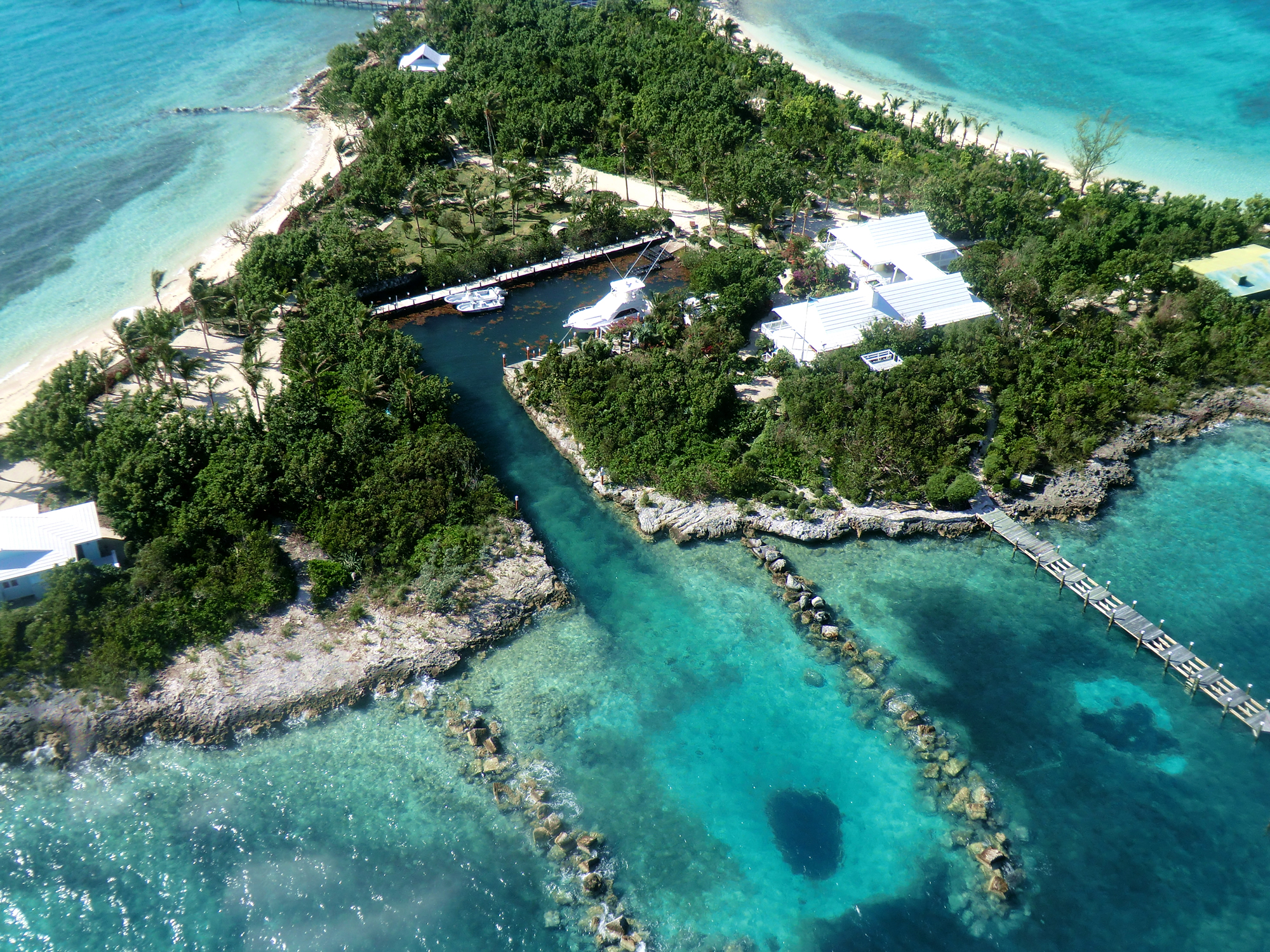 Sandy cay the abacos bahamas caribbean private for Bahamas private island for sale
