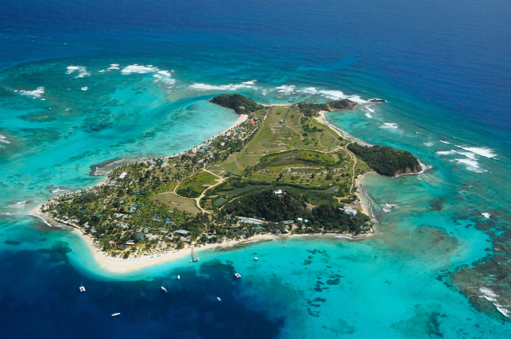 palm island the grenadines - svg  caribbean