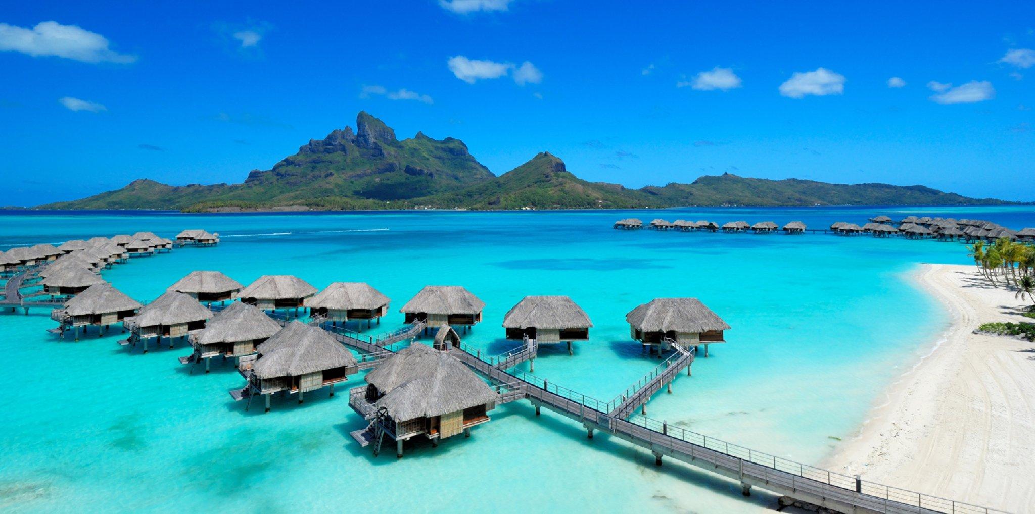 Sofitel Bora Marara Beach French Polynesia South Pacific Private Islands For