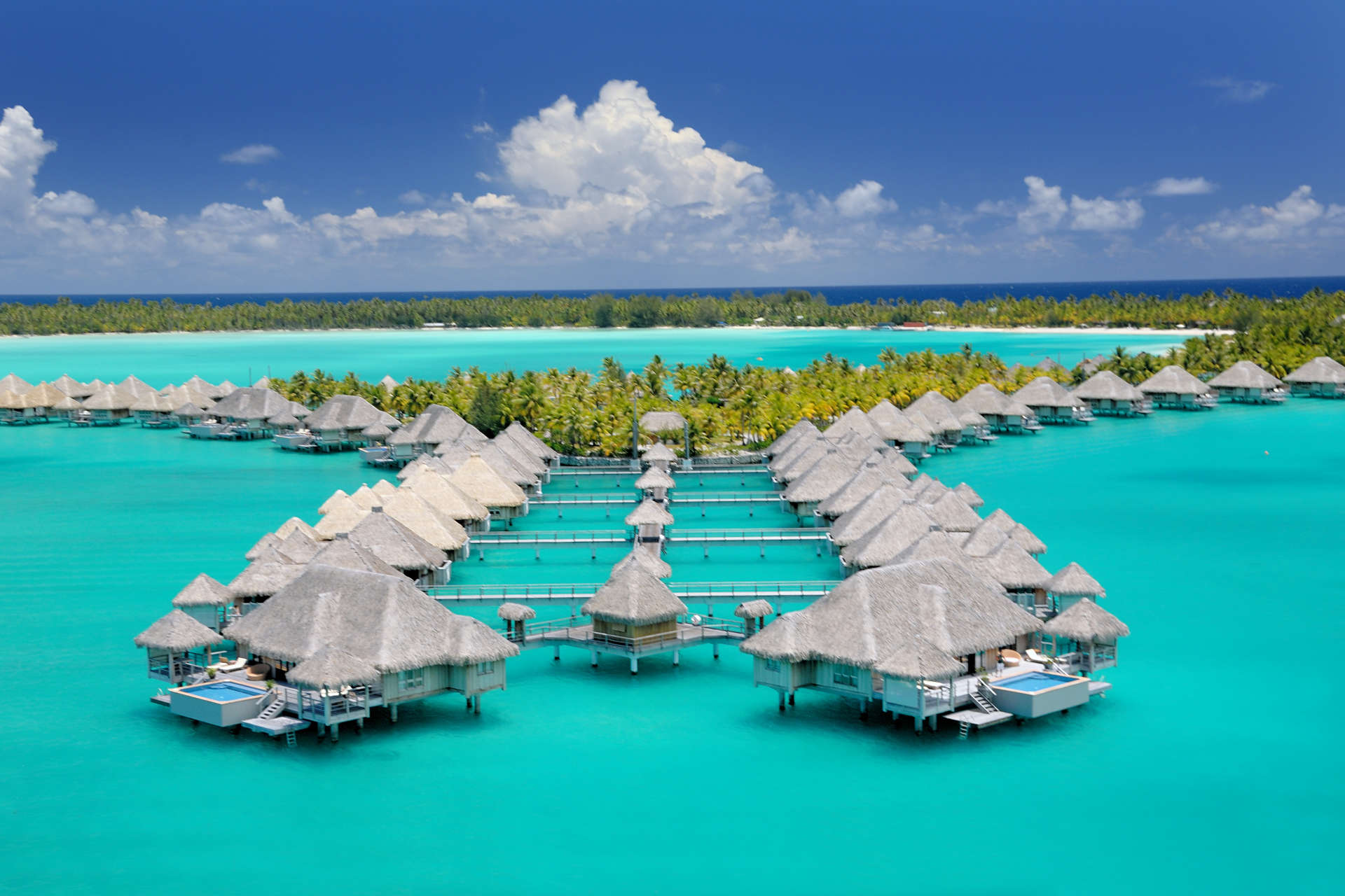 The St Regis Bora Bora Resort French Polynesia South
