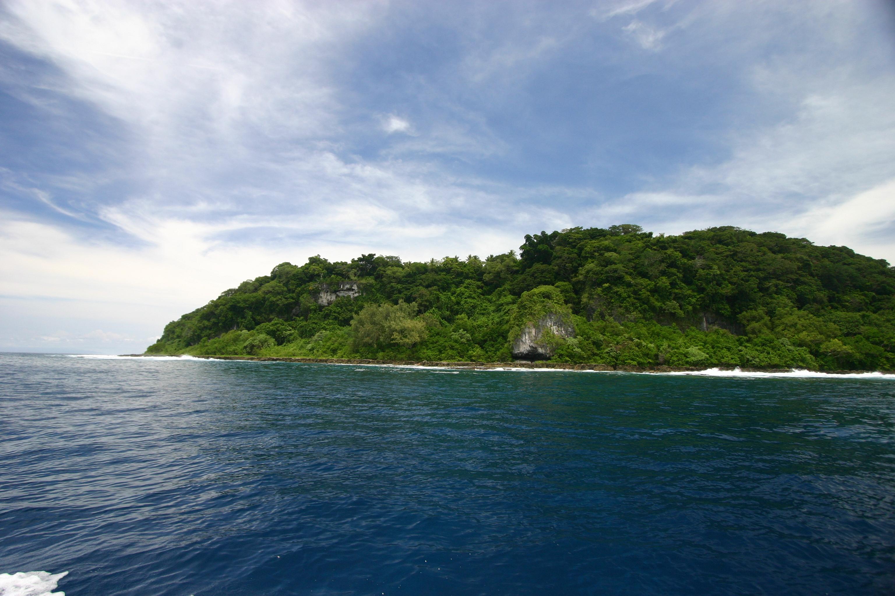 Pilotin Island Vanuatu South Pacific Private Islands