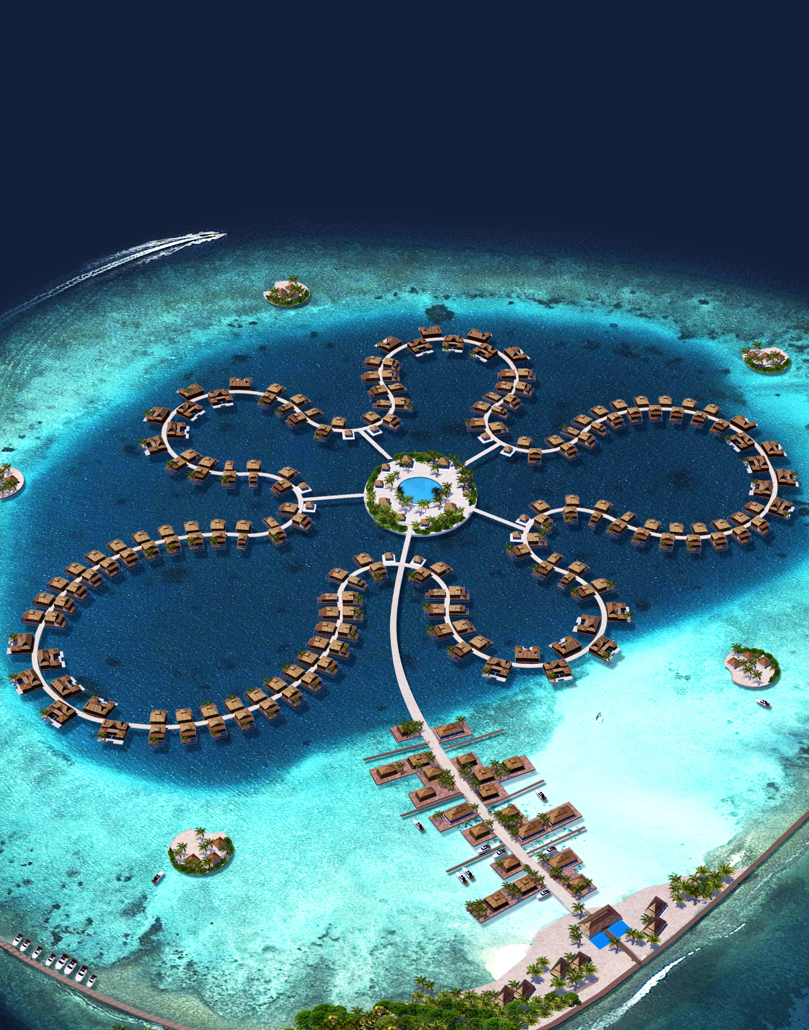 Islands Of The World Fashion Week 2012: Private Islands For Sale