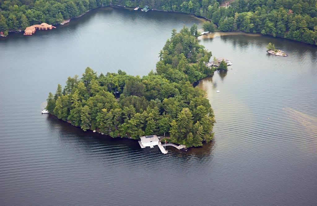 Woodmere Island - Muskoka, Ontario , Canada - Private Islands for Sale
