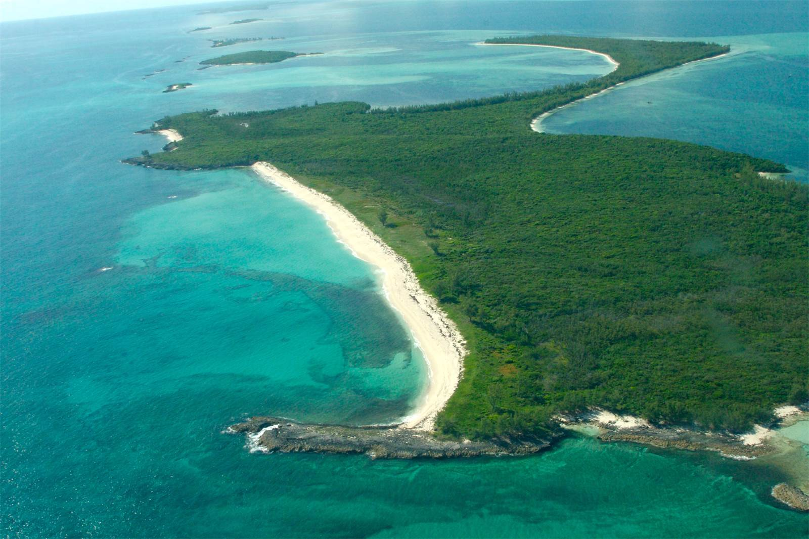 Powell cay the abacos bahamas caribbean private for Bahamas private island for sale