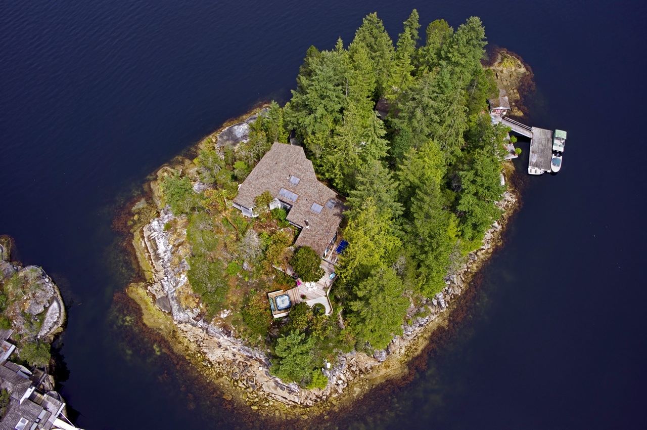 Lamb Island - British Columbia, Canada - Private Islands for Sale