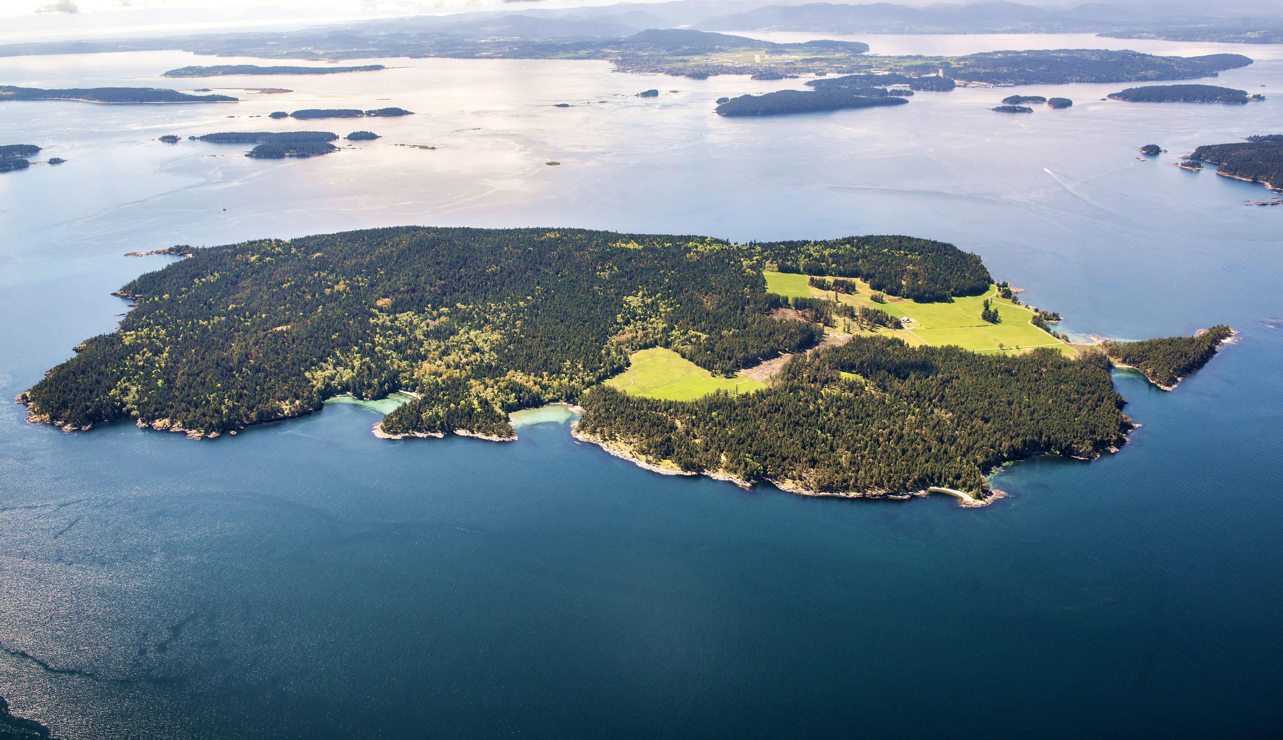 Moresby Island - British Columbia, Canada - Private