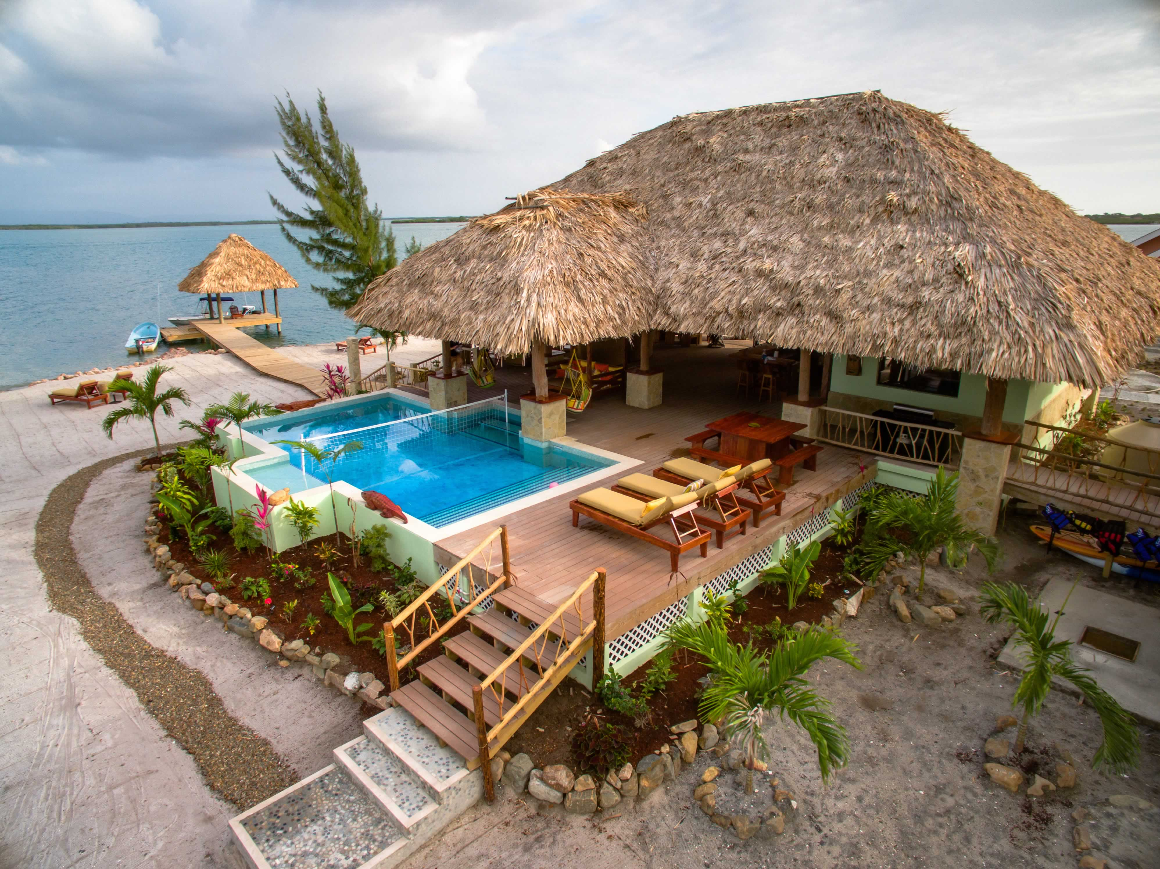 Island House South Beach In: Belize, Central America