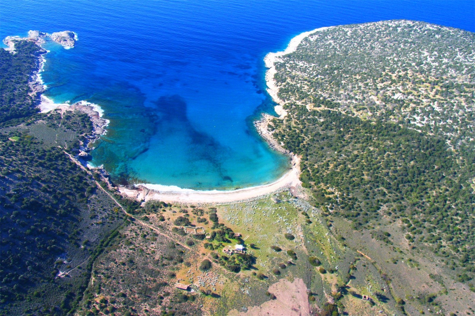 Northern Aegean Island - Greece, Europe - Private Islands for Sale