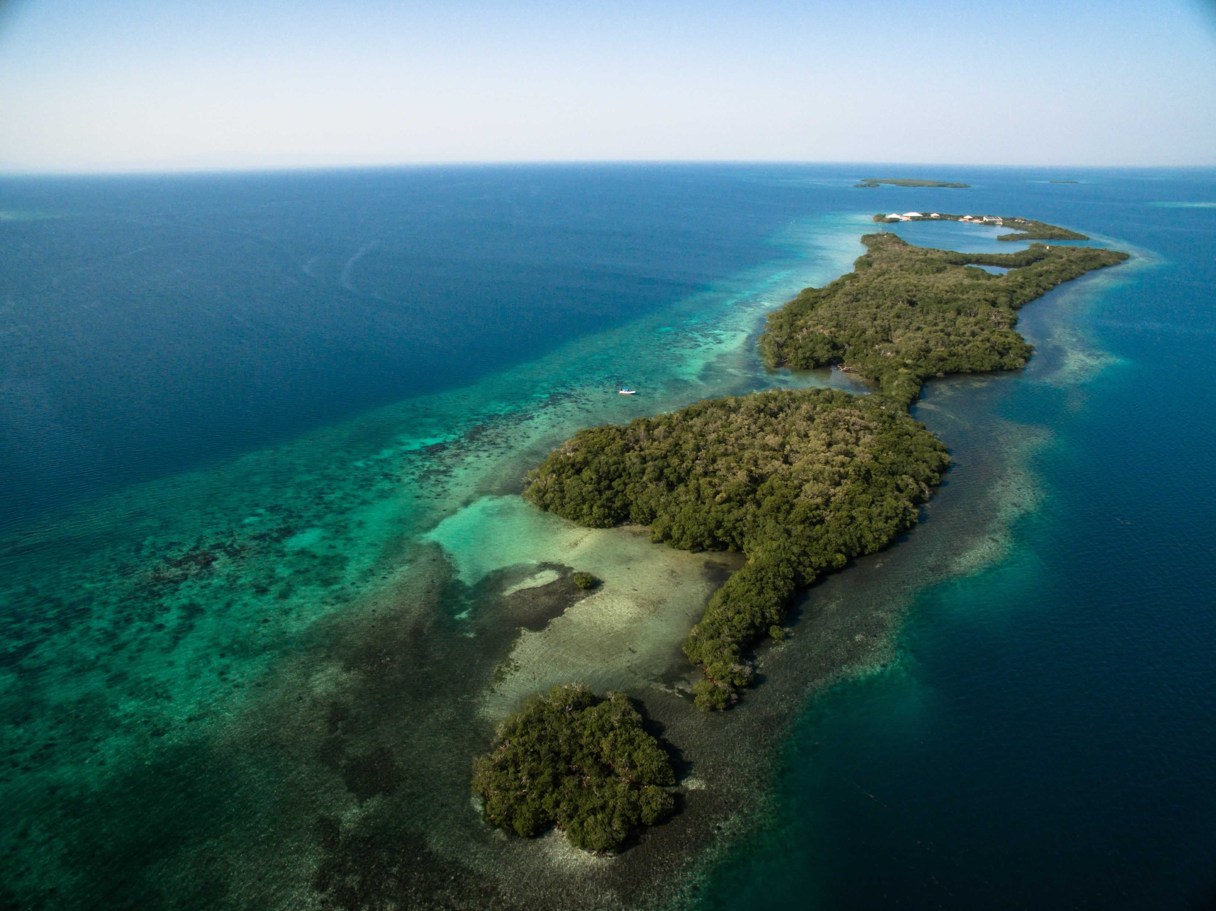 Saddle Caye 2.19 - Belize, Central America - Private Islands for Sale