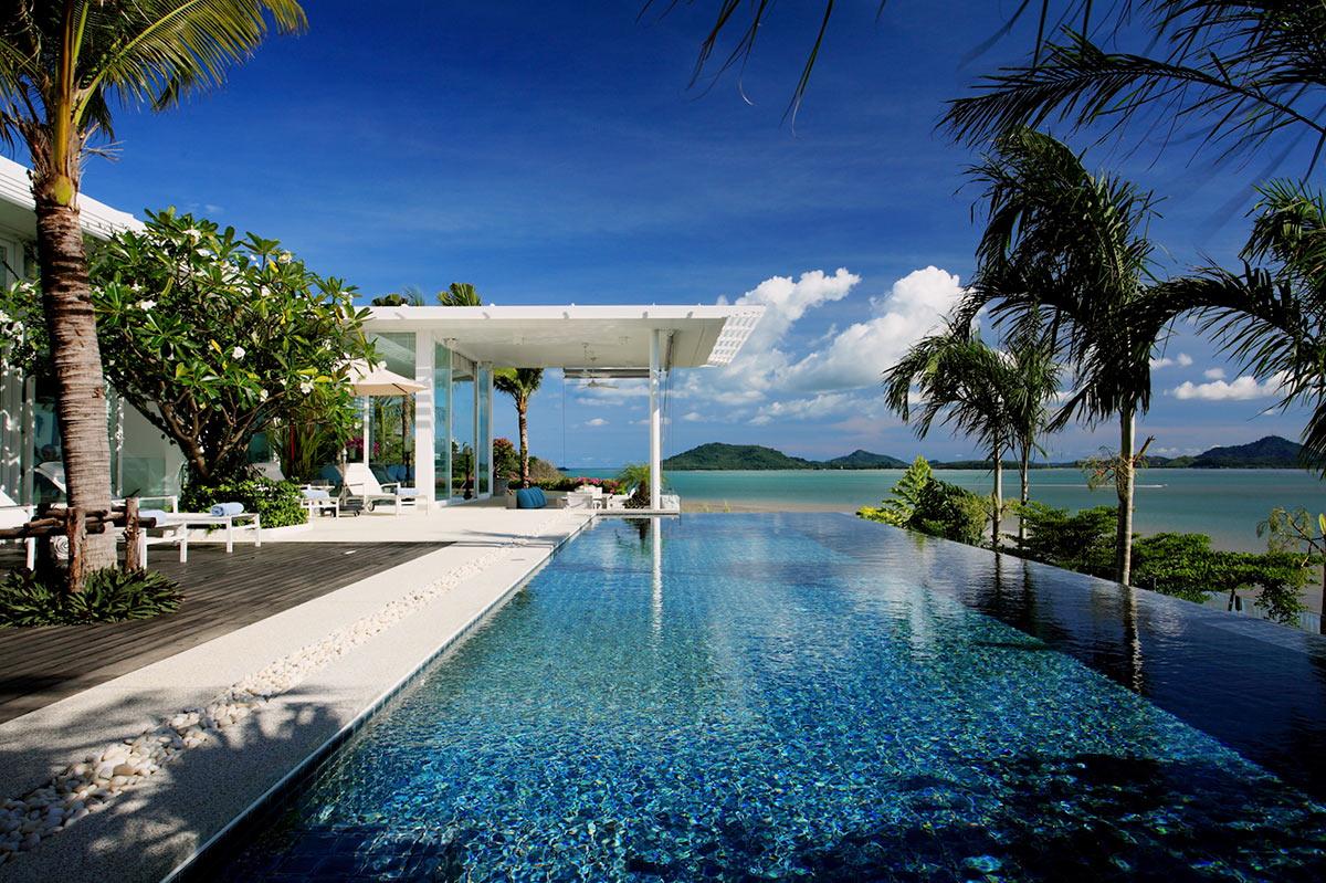Phuket Island Villas Thailand Asia Private Islands
