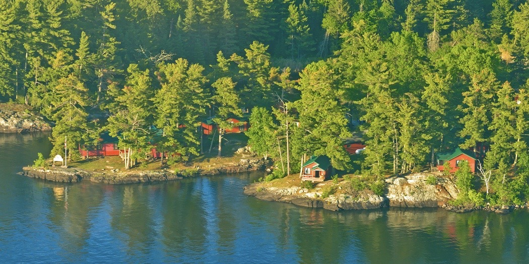 Exclusive Resort on Lake of the Woods - Ontario, Canada - Private Islands for Sale