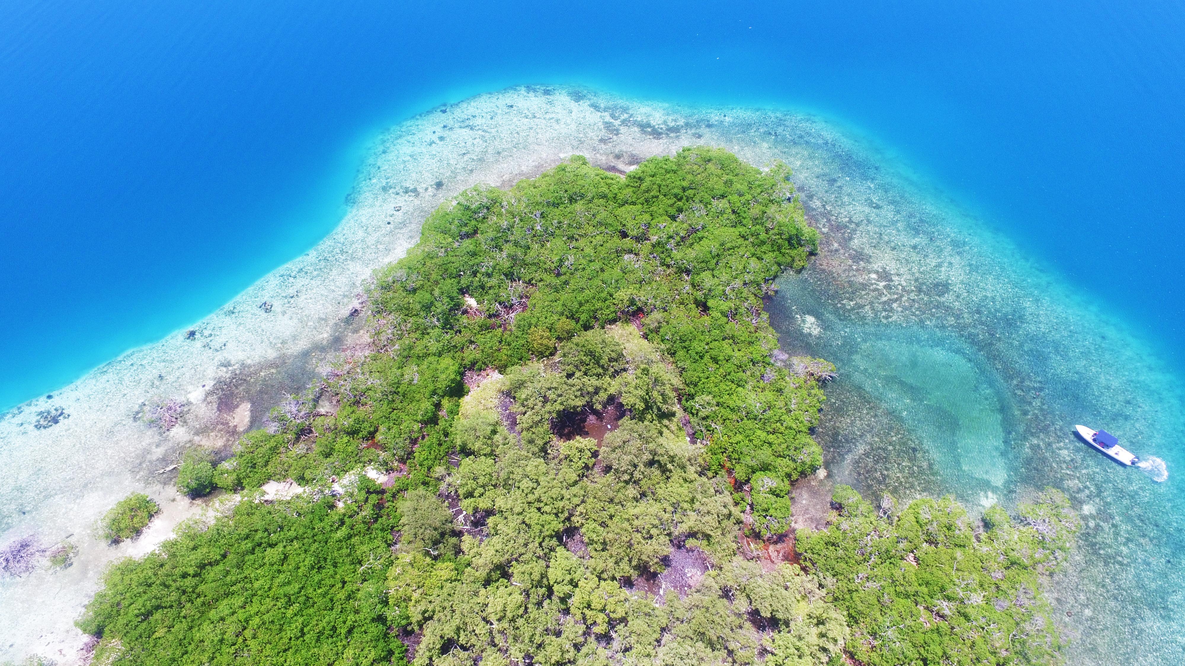 Secret Island - Belize, Central America - Private Islands for Sale