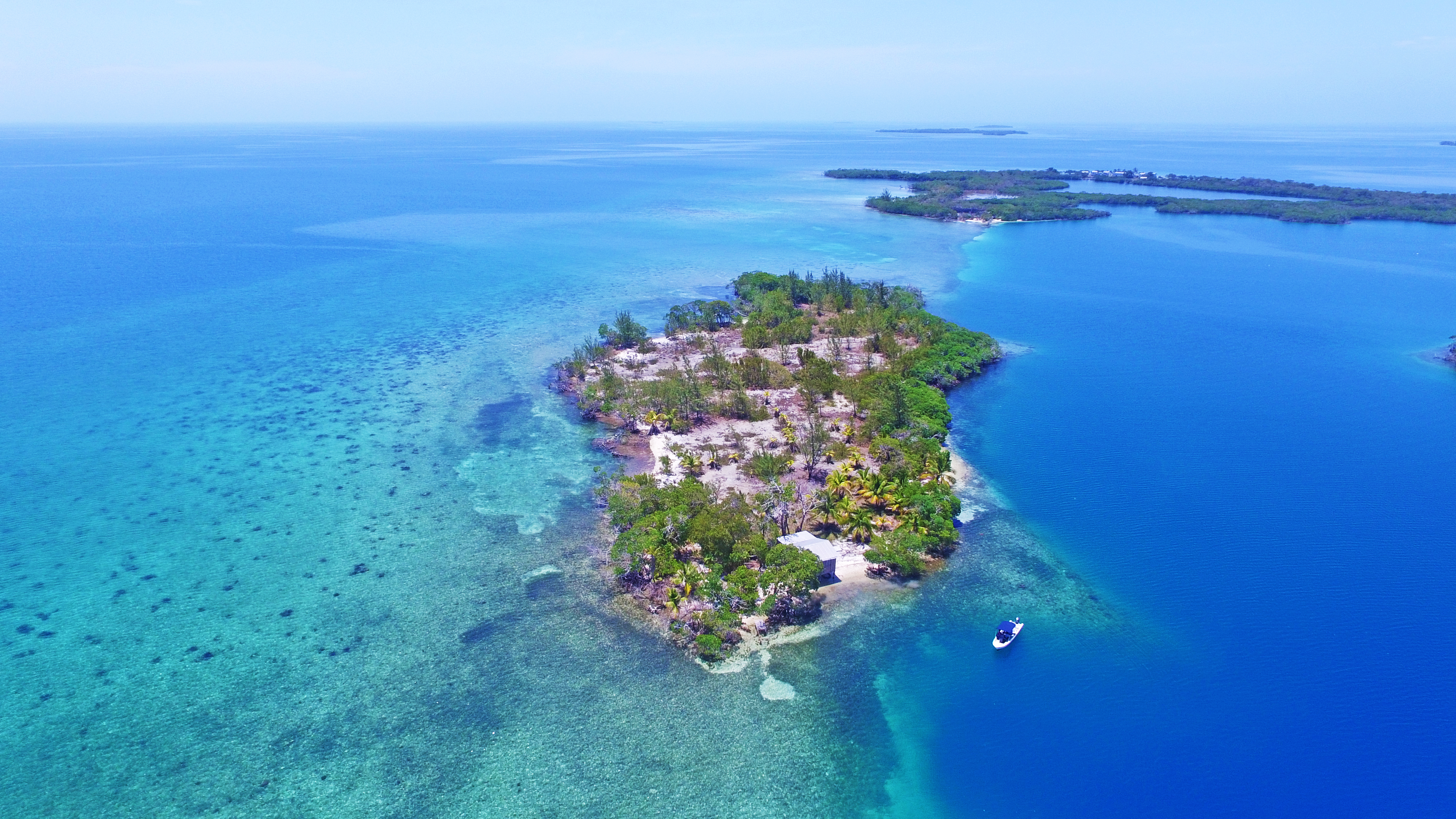 Sunset Caye - Belize, Central America - Private Islands for Sale