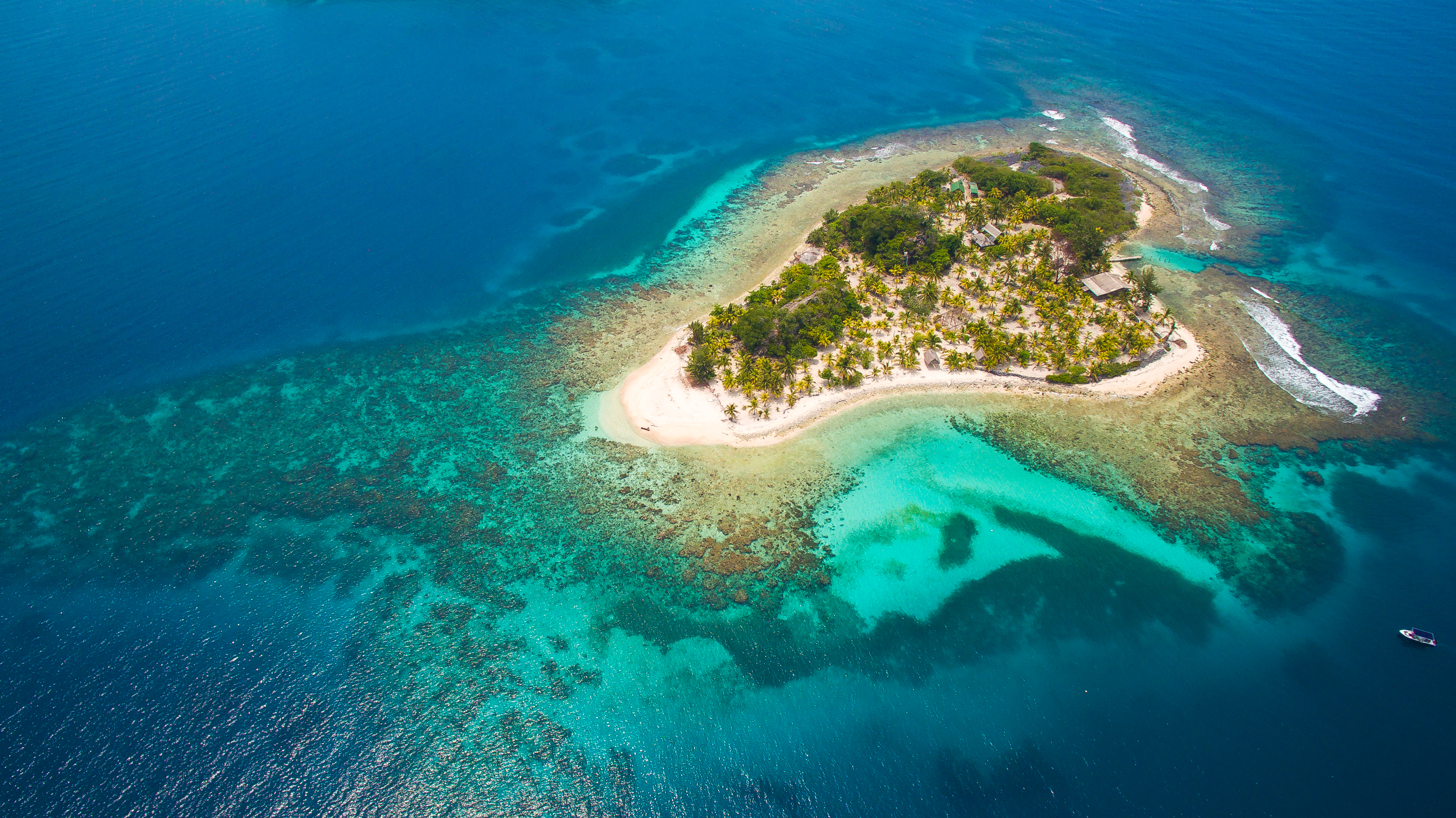 Lambay Cay Honduras Central America Private Islands