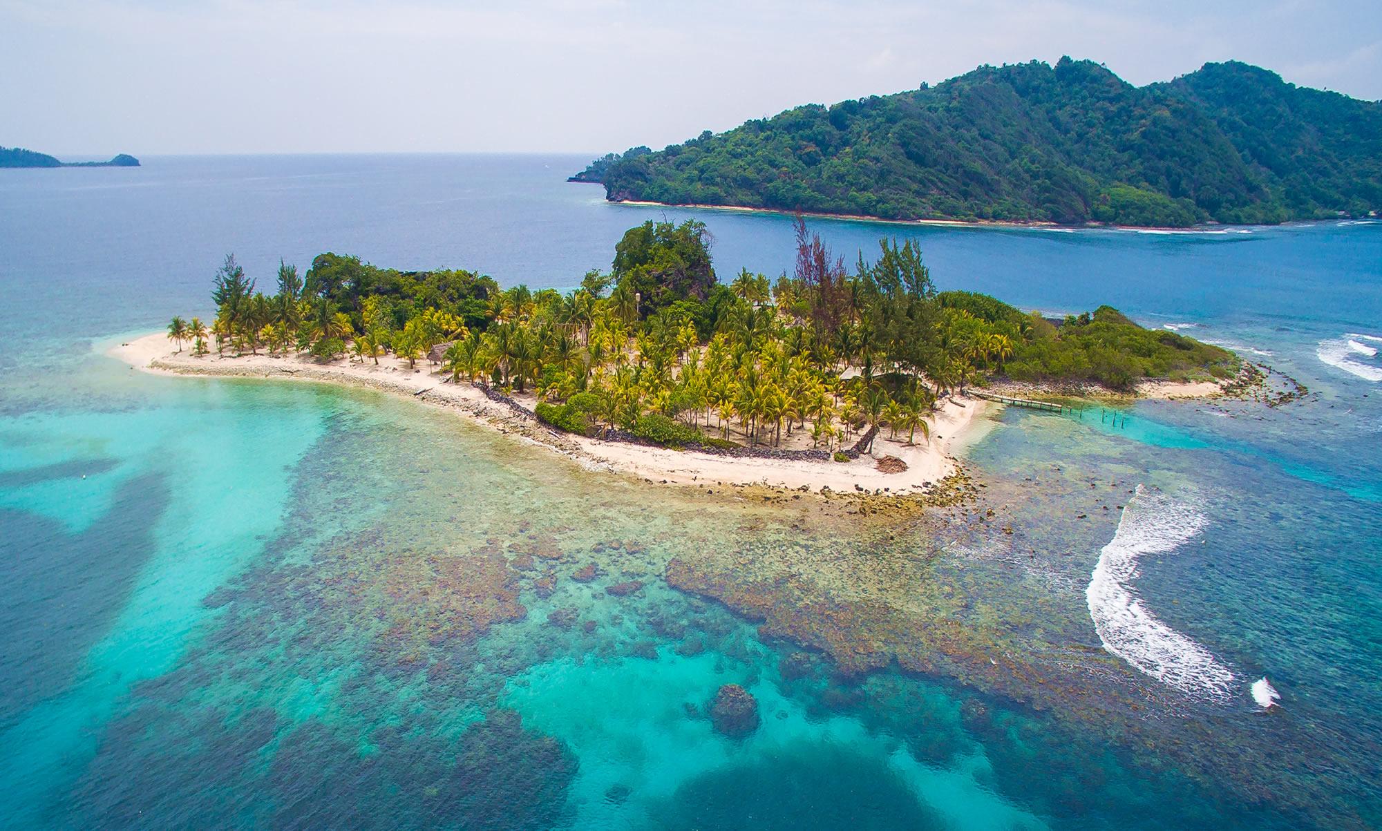 Lambay Cay - Honduras, Central America - Private Islands ...