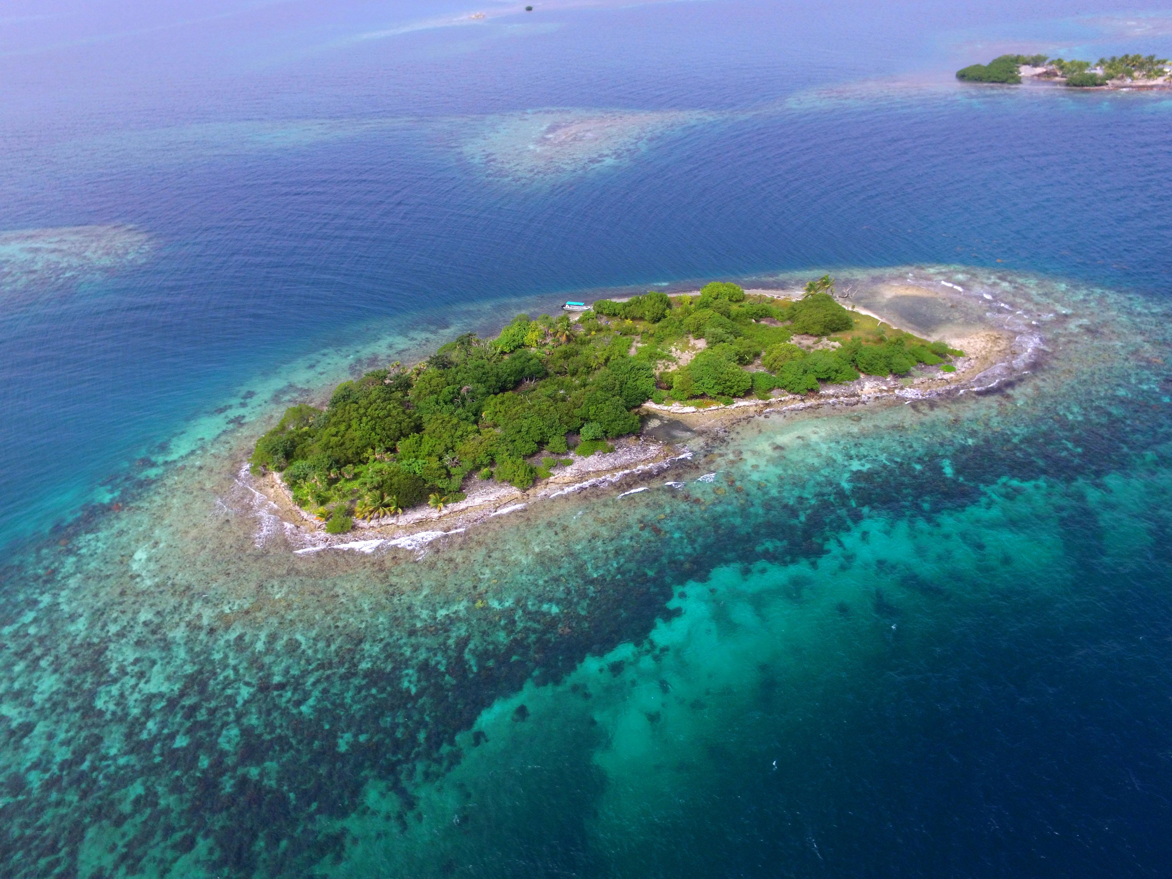 Kanu Island Belize Central America Private Islands