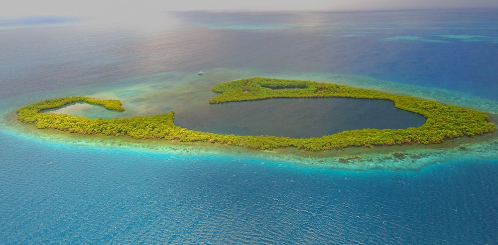 Lagoon Caye - Belize, Central America - Private Islands for Sale