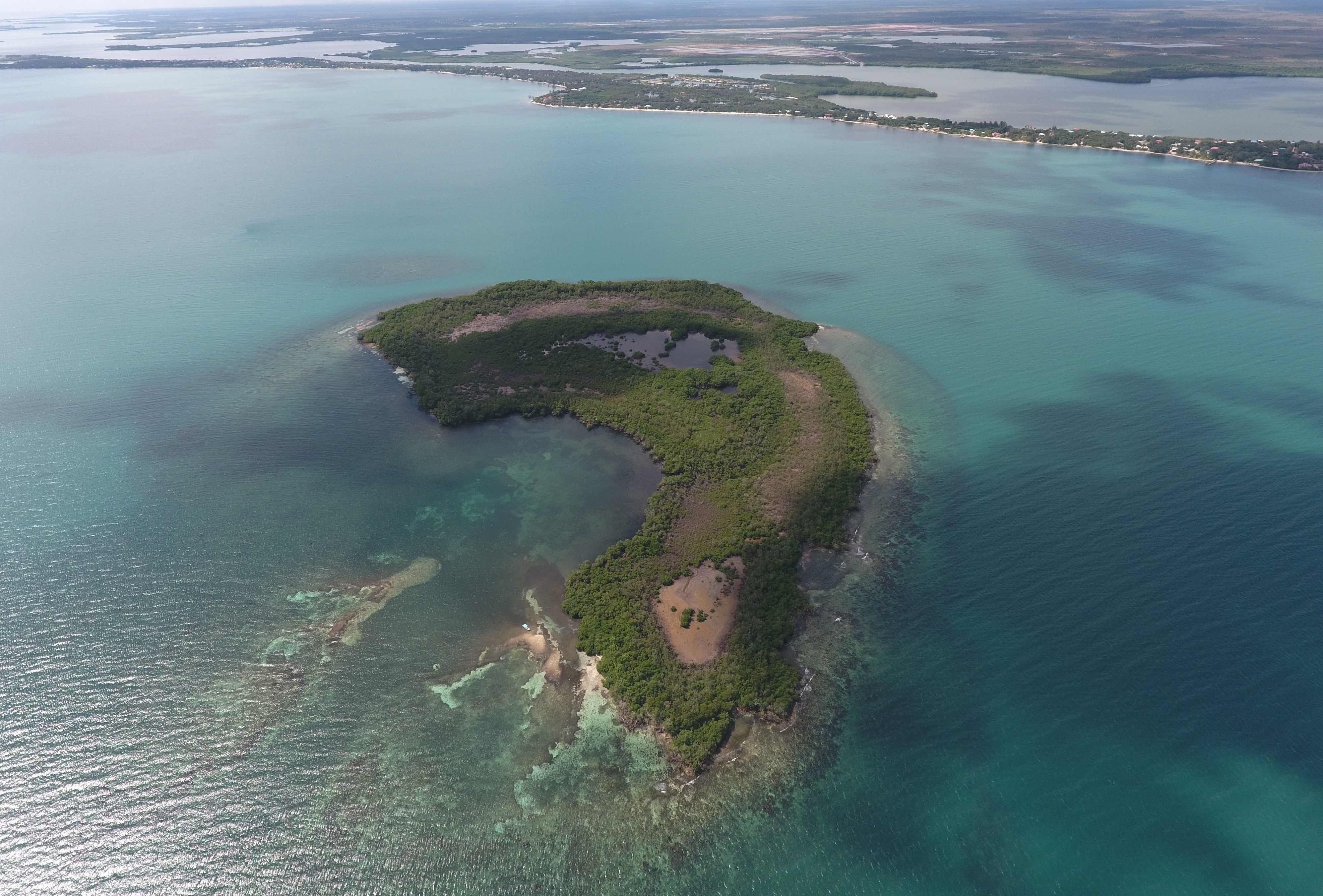 False Caye - Belize, Central America - Private Islands for