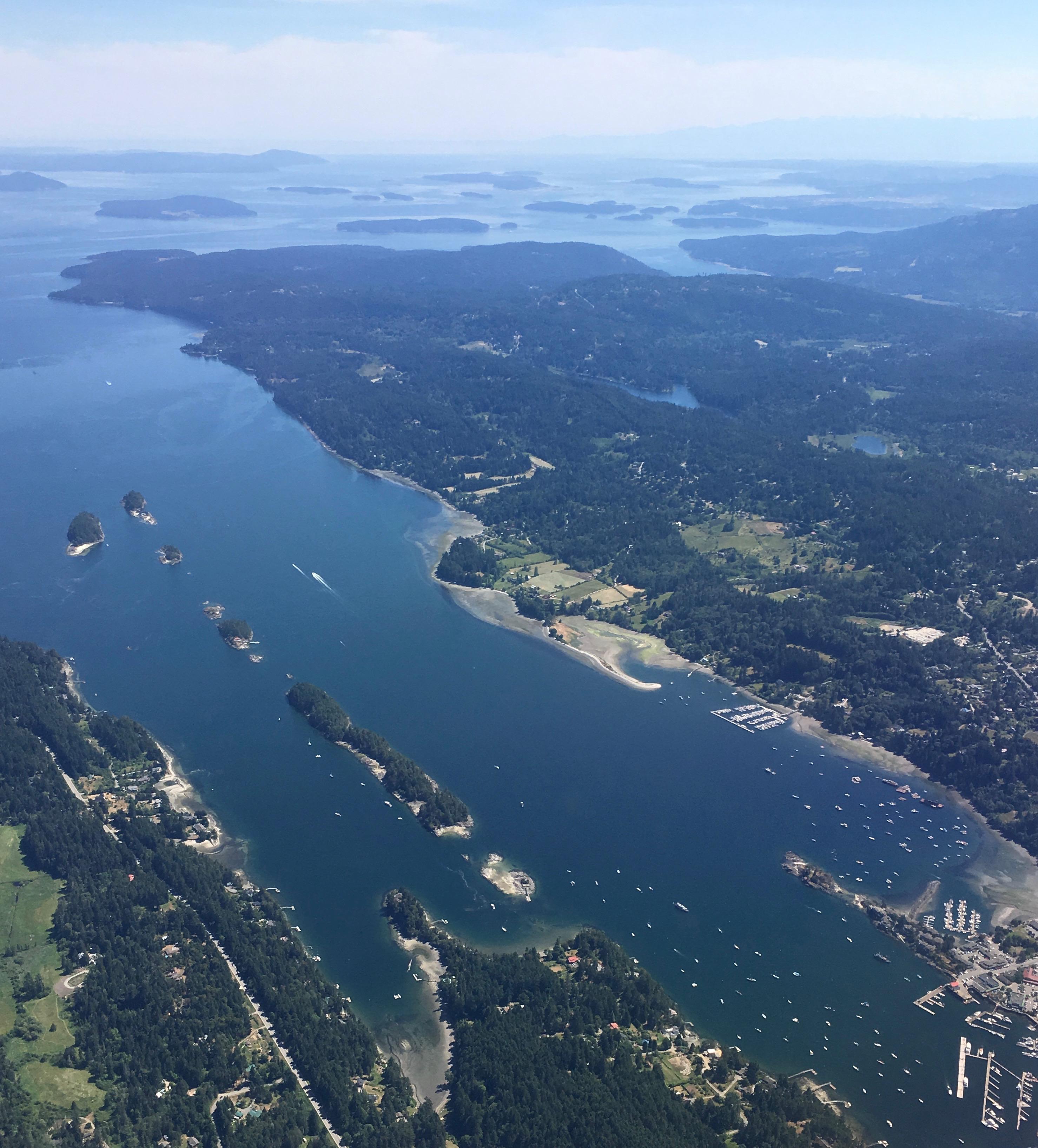 Goat Island British Columbia Canada Private Islands For
