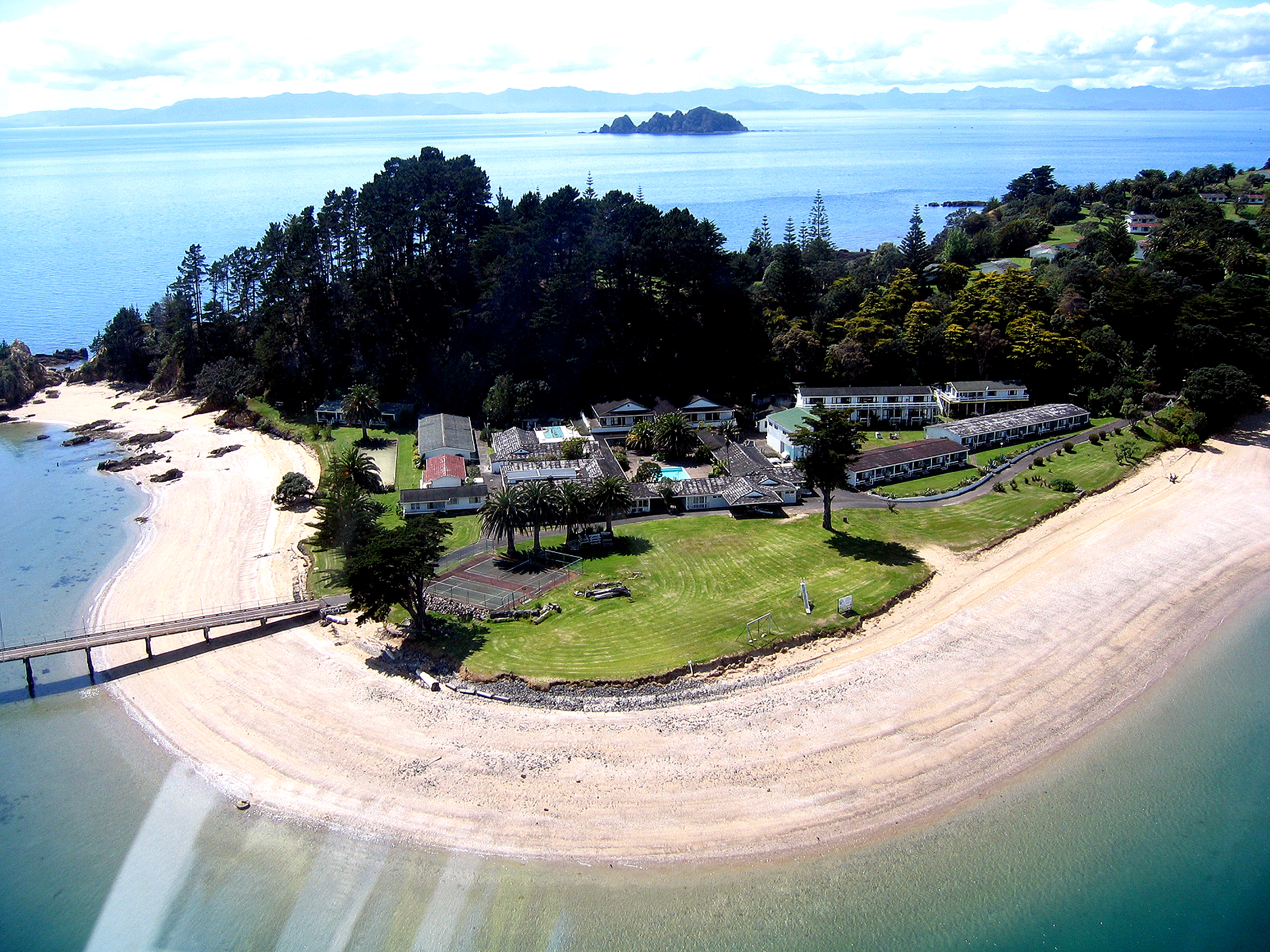 Beach Tree South Pacific Islands
