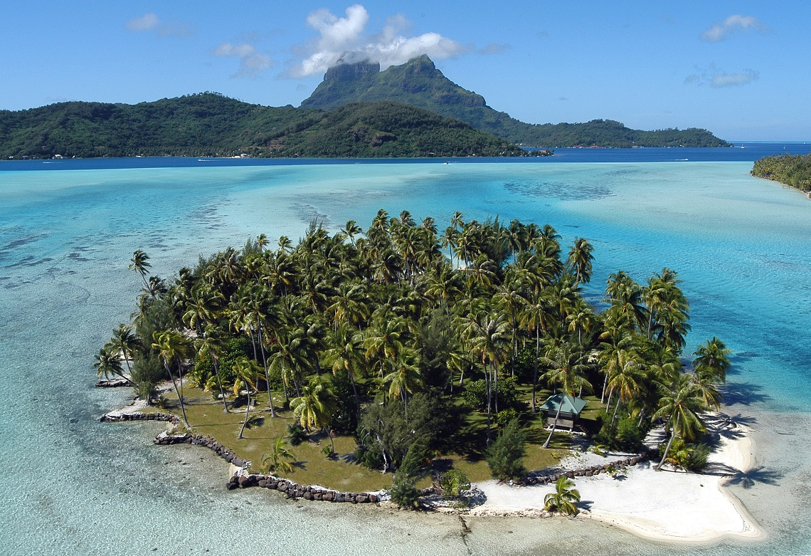 Islands For Sale In French Polynesia South Pacific