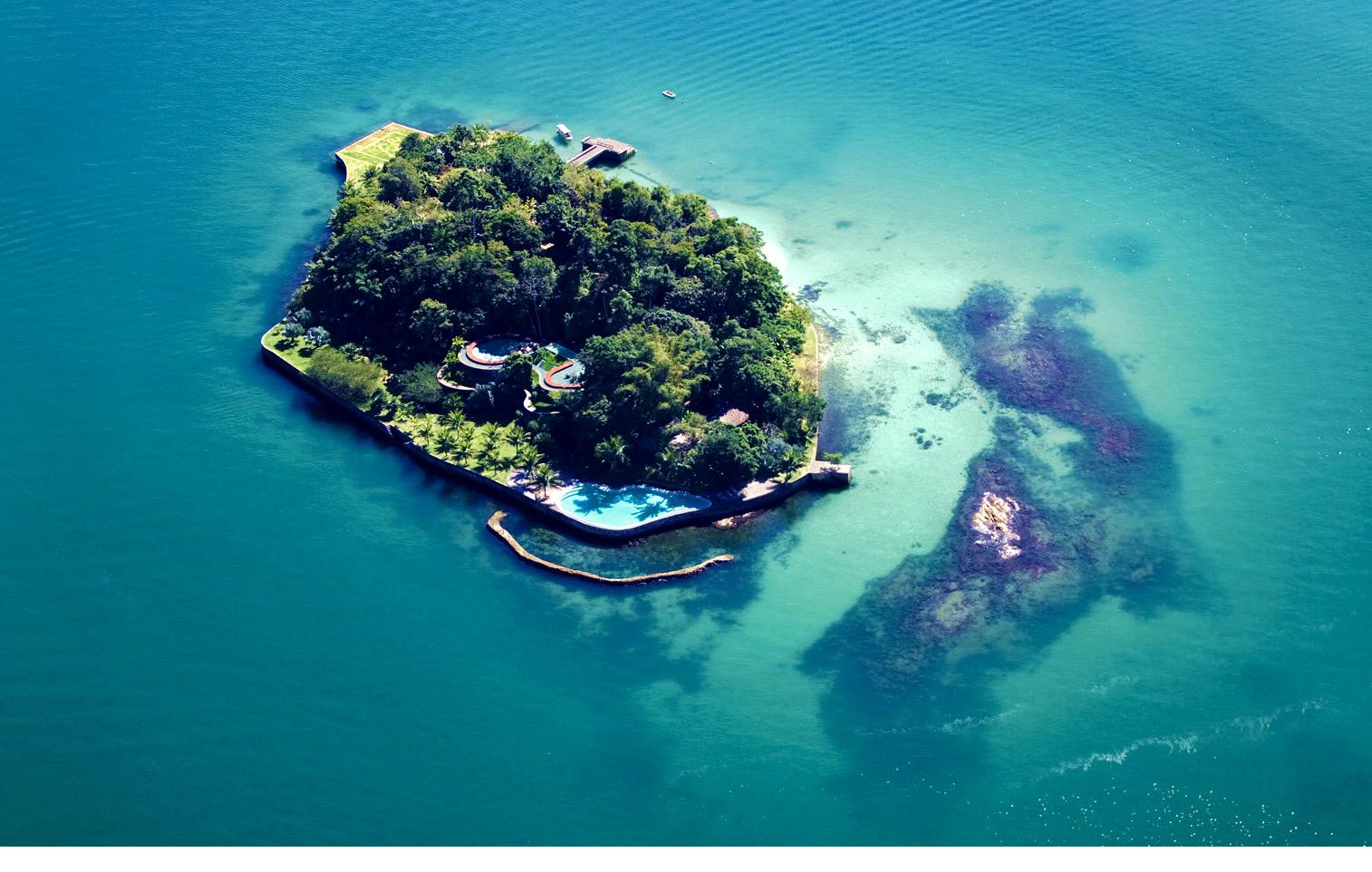 Islands for Sale in Brazil, South America