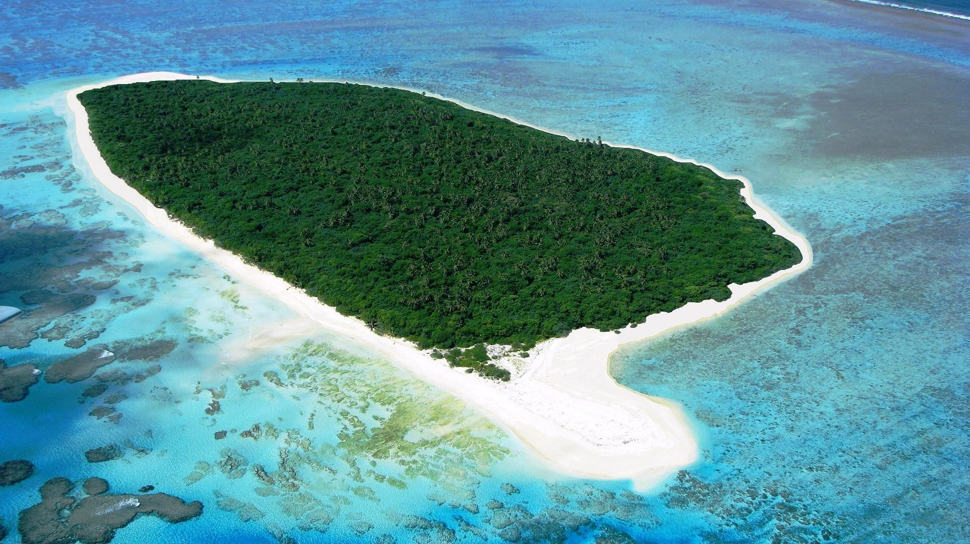 Acreage For Sale By Owner >> Nukanamo Island - Tonga, South Pacific - Private Islands ...