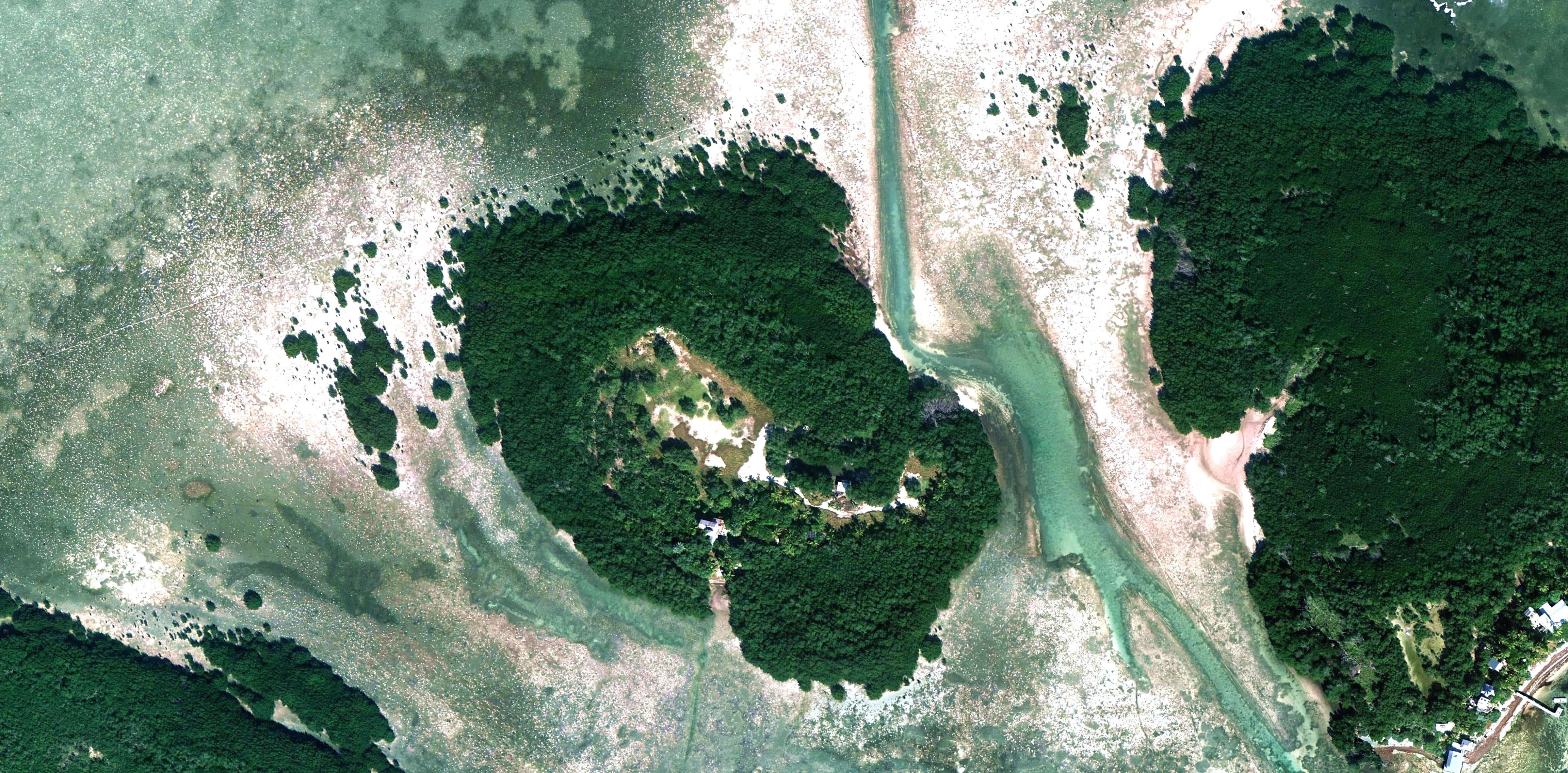 13 Acres Hopkins Island Florida United States