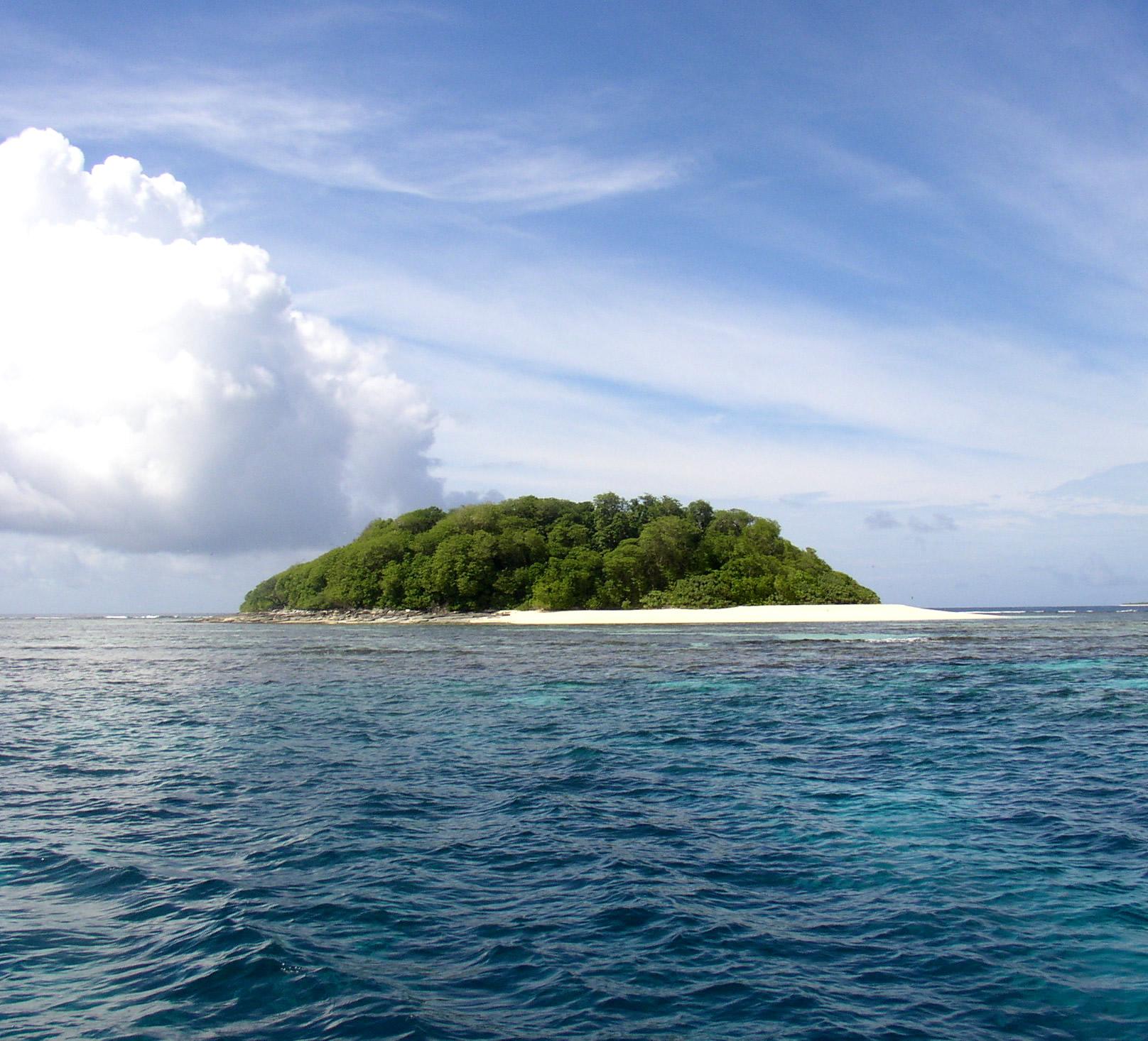 South Pacific Beaches: Tonga, South Pacific
