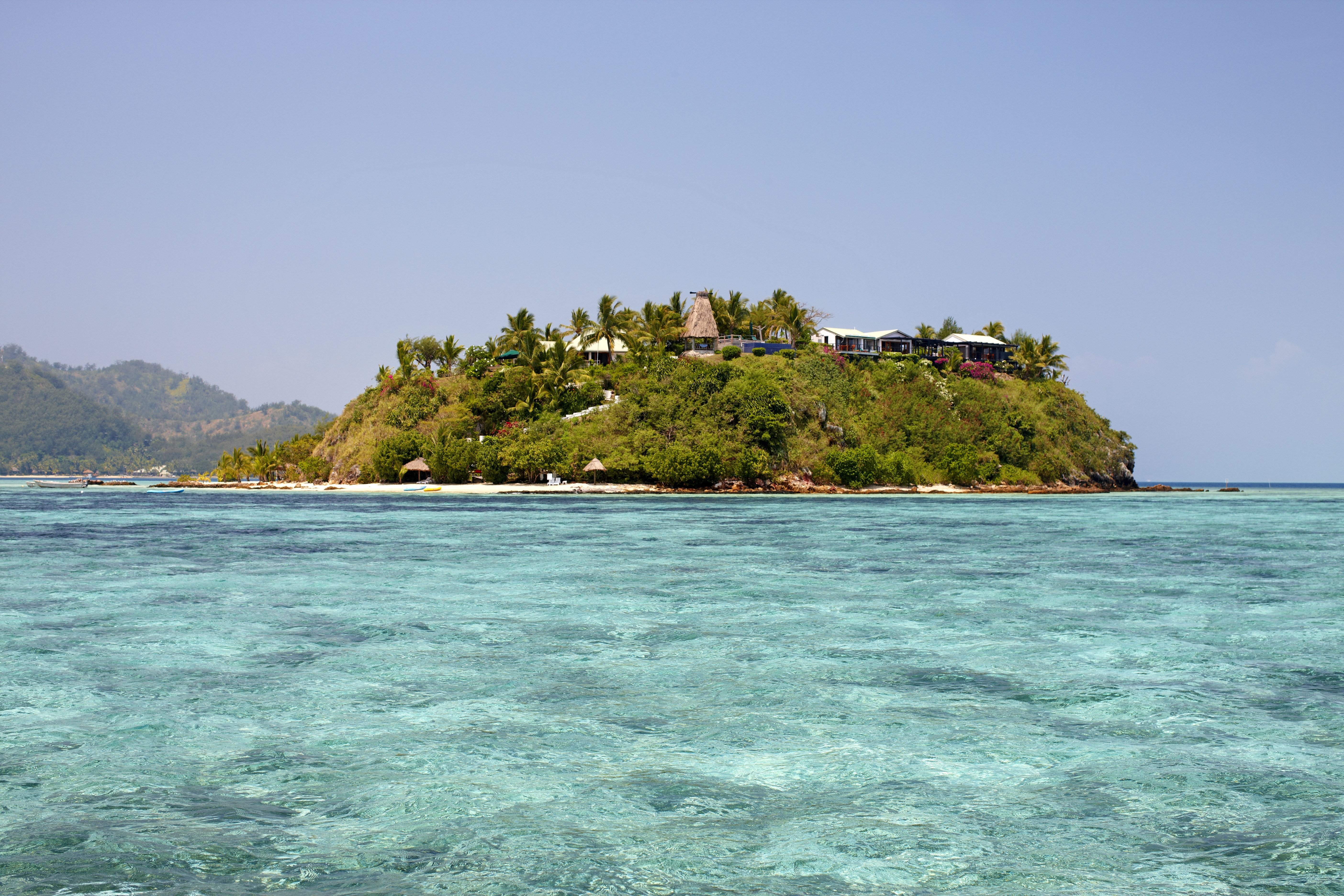 Wadigi Island - Fiji, South Pacific - Private Islands for Rent