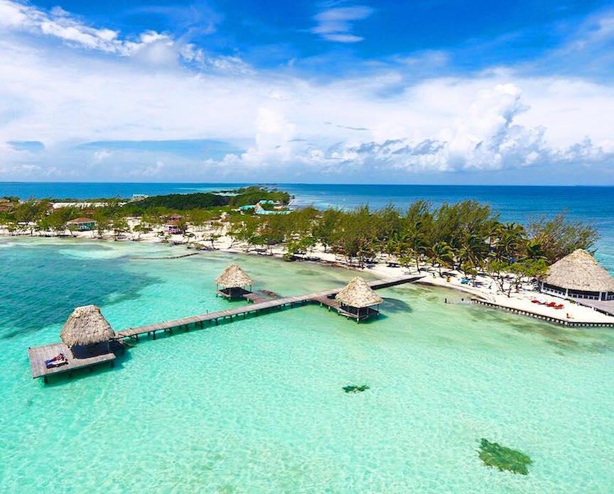 Coco Plum Caye Island Rental