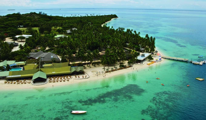 Plantation Island Resort - Fiji, South Pacific - Private ...
