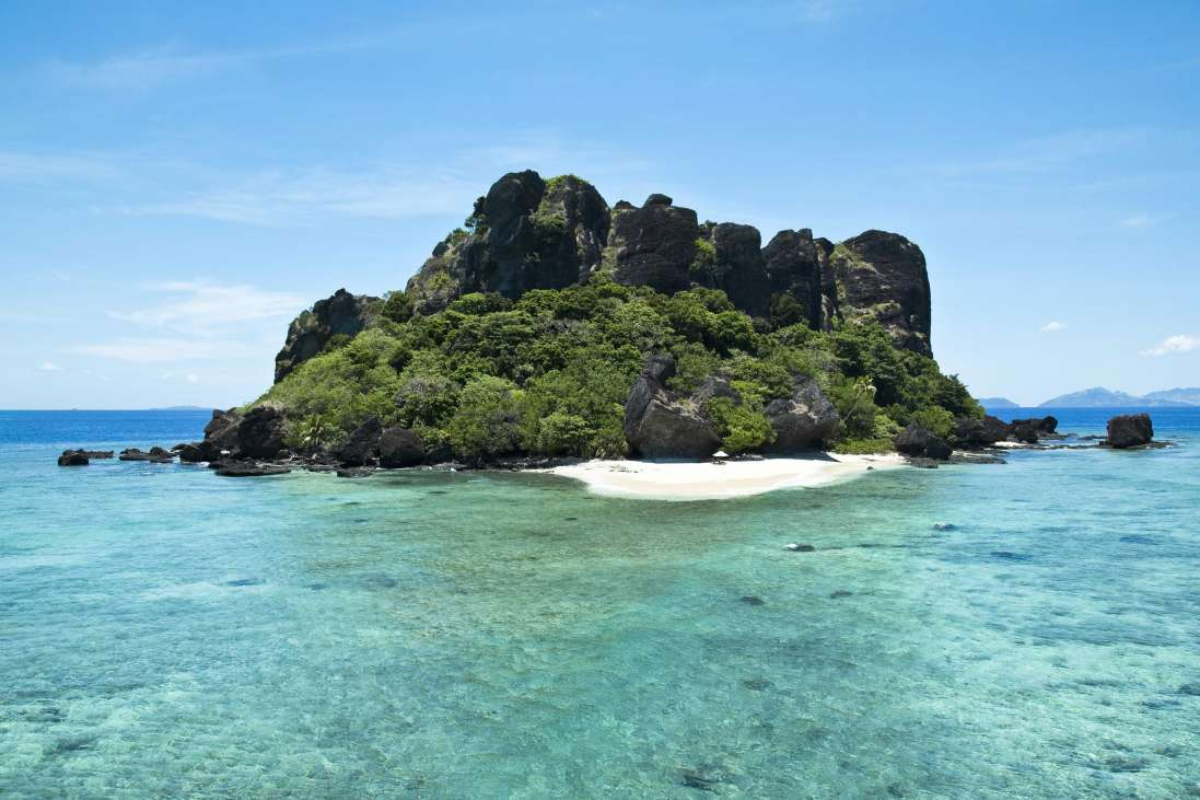 Vomo Island - Fiji, South Pacific - Private Islands for Rent