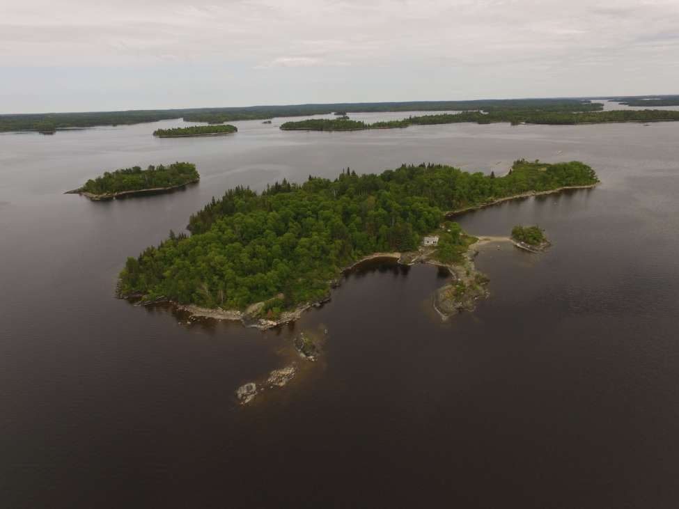 Lake Of The Woods Private Island For Sale