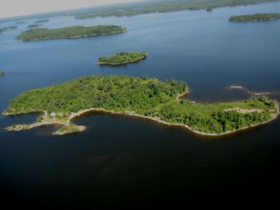 Lake Of The Woods Canada Islands For Sale