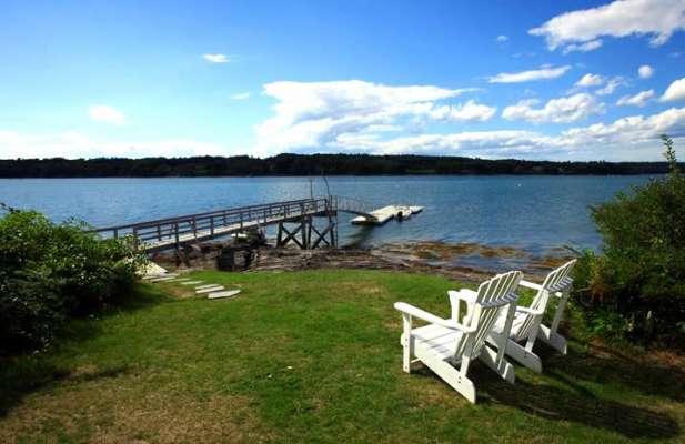 Sturdivant Island Maine United States Private Islands