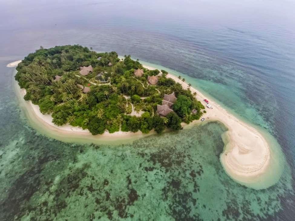 Pulau Joyo Indonesia Asia Private Islands For Rent