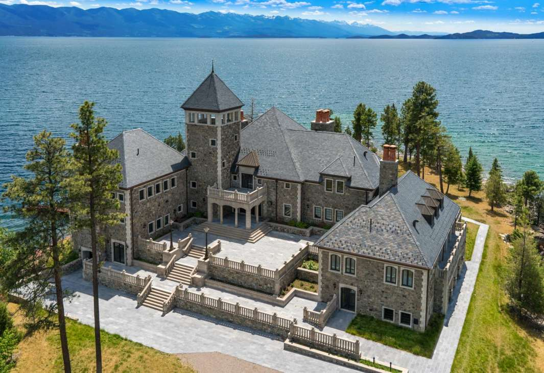 Shelter island estate montana united states private for Houses for sale shelter island