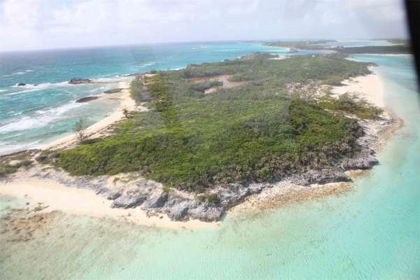 Saddleback Cay - The Exumas, Bahamas , Caribbean - Private