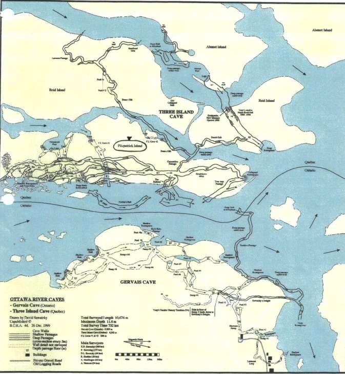 Fitzpatrick Island Quebec Canada Private Islands For Sale