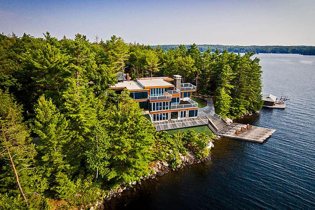 Bass Island Muskoka Ontario Canada Private Islands