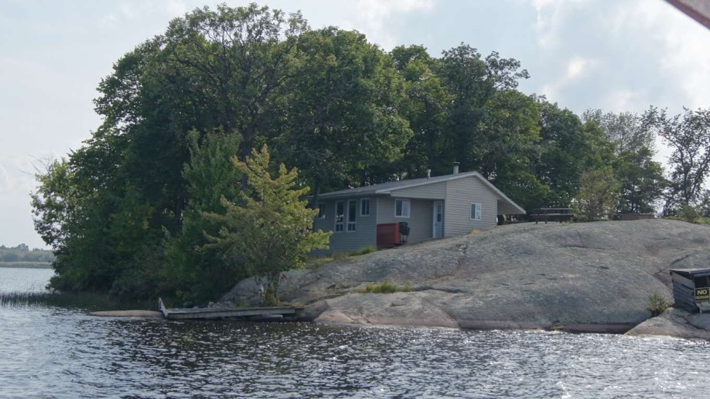 Lake Nipissing Island C 905 French River Area Ontario