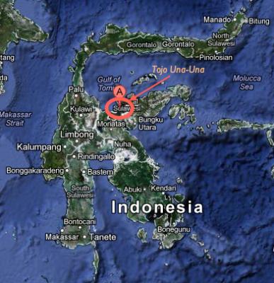 Tojo Una Una Island - Indonesia, Asia - Private Islands