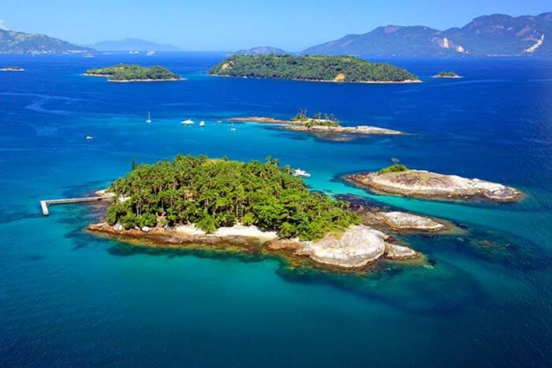 Ilha de Sao Joao - Brazil, South America - Private Islands ...
