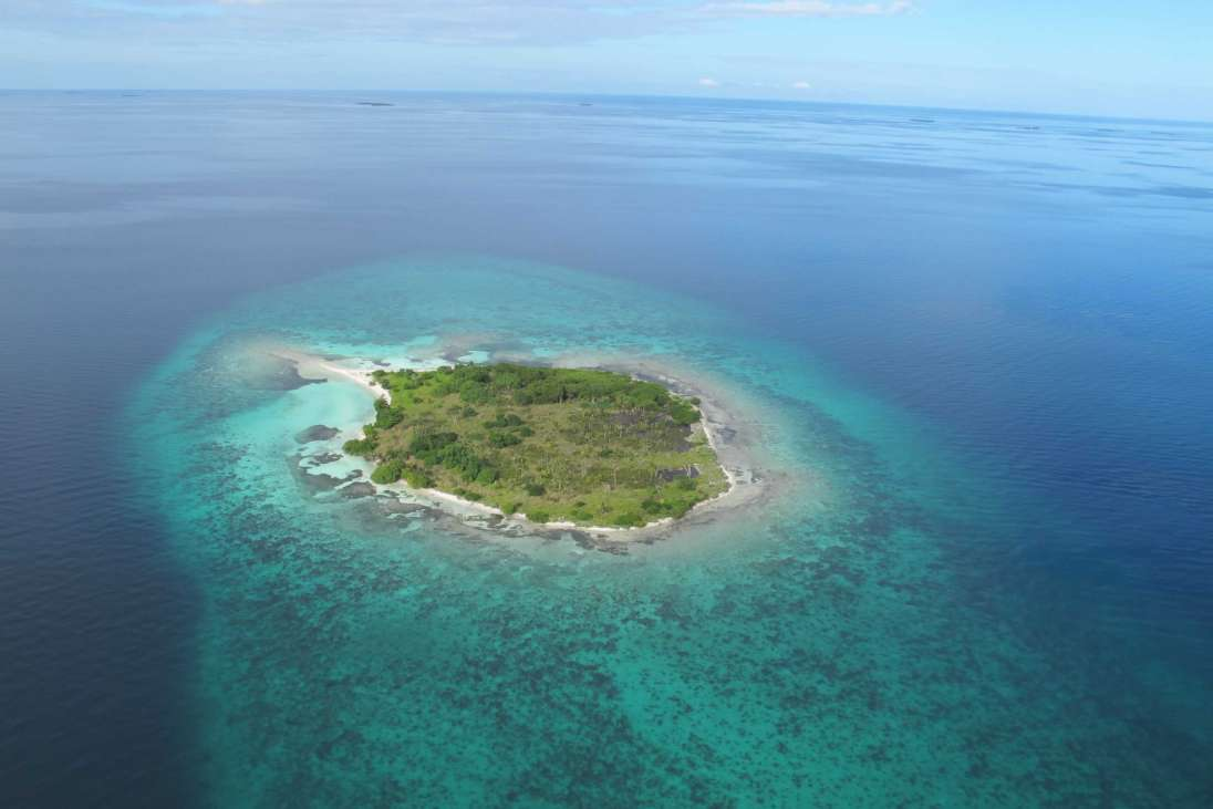 Moho Caye - Belize, Central America - Private Islands for Sale