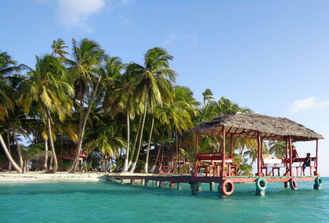 Pink Pearl Island Caribbean Nicaragua  NicaBeachFrontcom