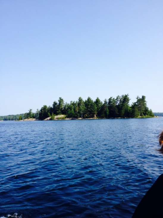 Propane Refrigerator For Sale >> Fortney Island - Northern Ontario, Ontario , Canada - Private Islands for Sale